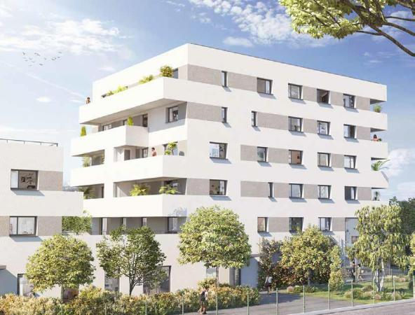 Appartement Neuf 1502