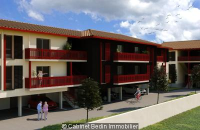 Appartement Neuf A004