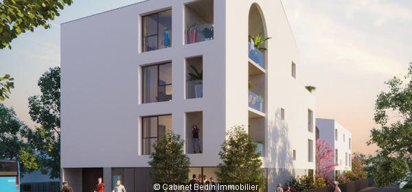 Appartement Neuf A011