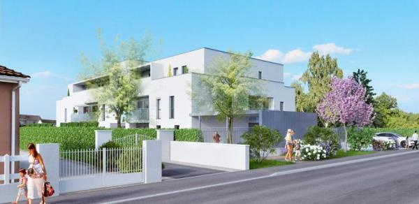 Appartement Neuf A204