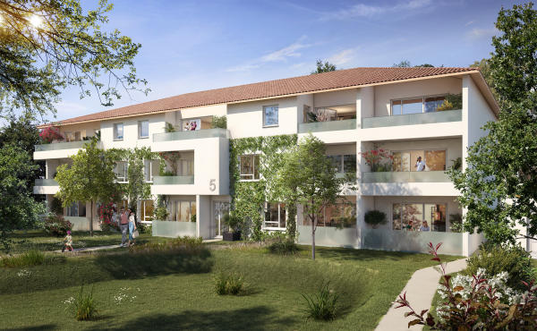 Appartement Neuf A22