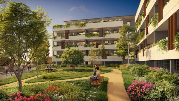 Appartement Neuf A41