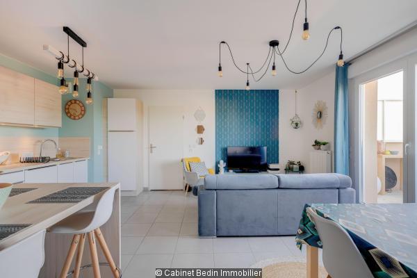 Achat Appartement 4 pièces Pessac 3 chambres