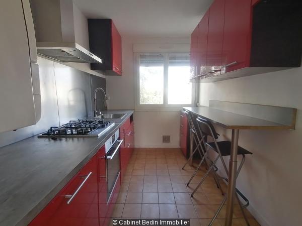 Achat Appartement 4 pieces Merignac 3 chambres