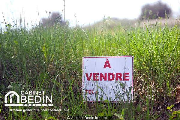 Vente Terrain St Jean D Illac