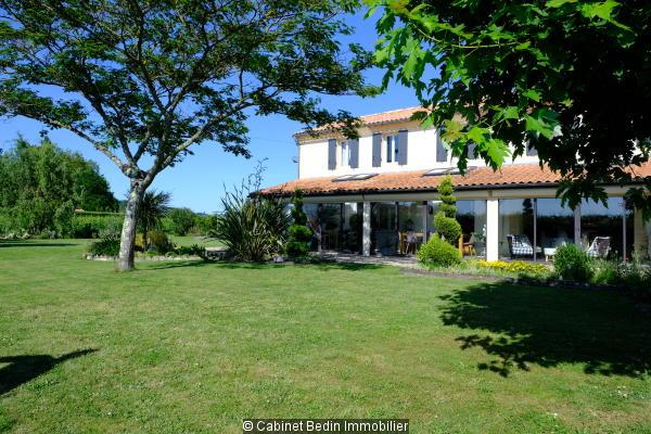 Vente Maison T5 St Emilion 3 chambres