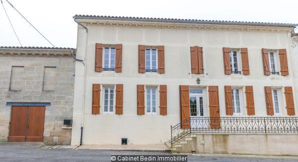 Achat Maison 5 pieces St Emilion 3 chambres