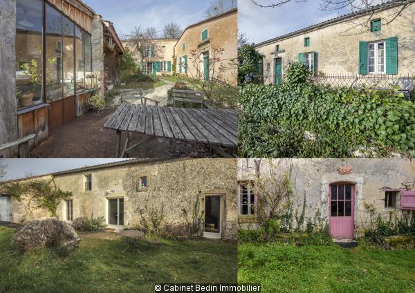 Achat Maison 19 pièces St Emilion 11 chambres