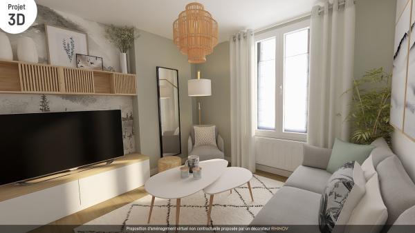 Achat Maison T3 Libourne 2 chambres