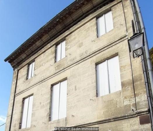 Vente Maison 8 pieces St Emilion 6 chambres