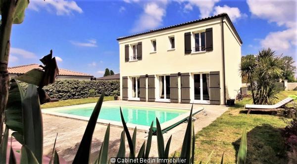 acheter Maison T5 Libourne 4 chambres