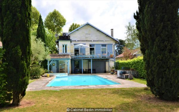 Achat Maison T5 Libourne 4 chambres