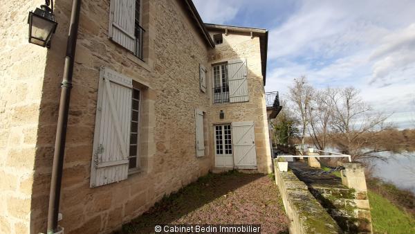 Vente Maison 15 pieces St Emilion 8 chambres