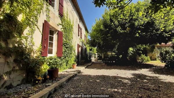 Vente Maison 10 pieces St Magne De Castillon 5 chambres