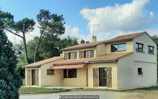 Vente Maison 6 pieces Libourne 4 chambres