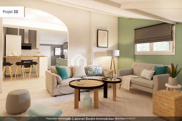 acheter Appartement T5 Blanquefort 3 chambres