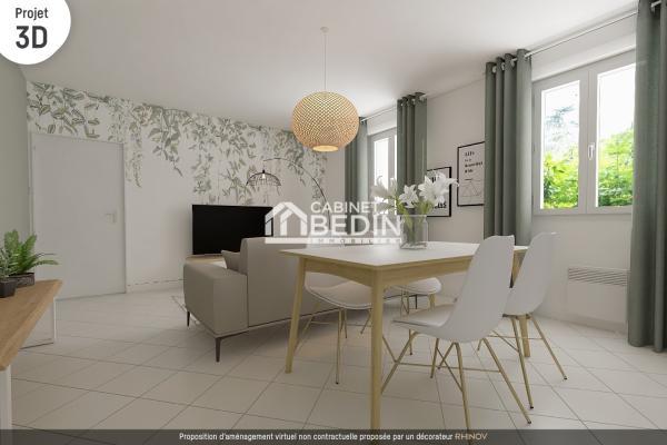 Vente Appartement T2 Blanquefort 1 chambre