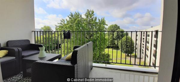 acheter Appartement T4 Bruges 3 chambres