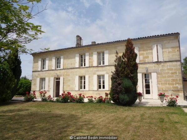 Achat Maison 11 pièces Prignac Et Marcamps 6 chambres