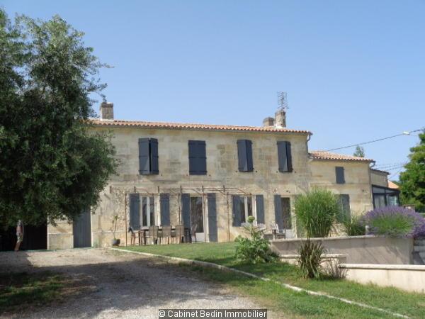 Achat Maison 6 pièces Prignac Et Marcamps 4 chambres