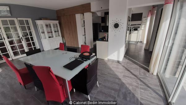Vente Maison 7 pieces St Andre De Cubzac 4 chambres