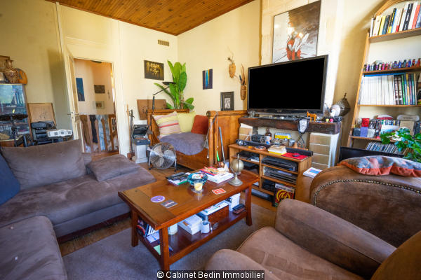 Achat Immeuble Mixte 1 appartement 4 pieces Cavignac 2 chambres