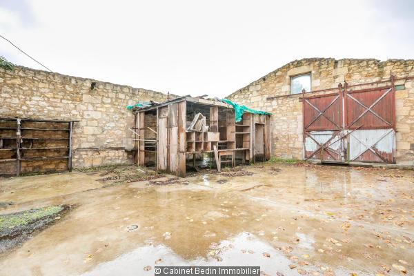 Vente Maison T1 Prignac Et Marcamps
