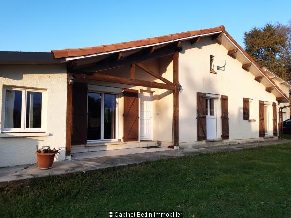 Achat Maison 4 pièces La Lande De Fronsac 3 chambres