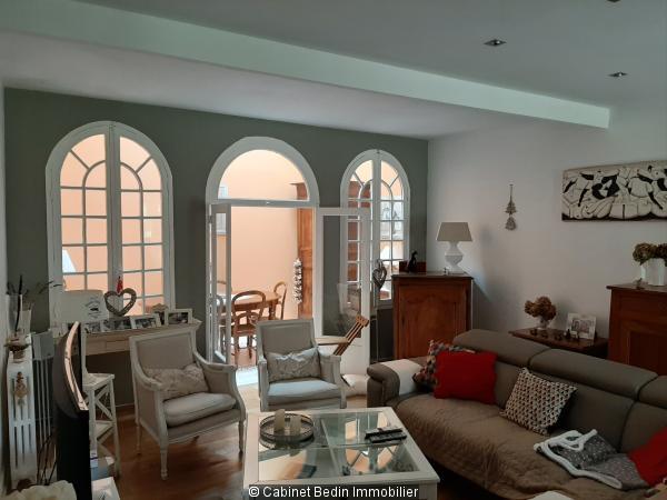 Vente Maison T3 Prignac Et Marcamps 2 chambres