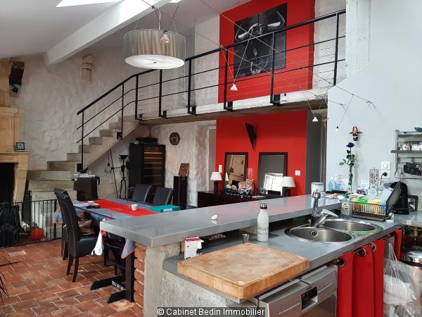 acheter Maison 6 pieces St Gervais 4 chambres