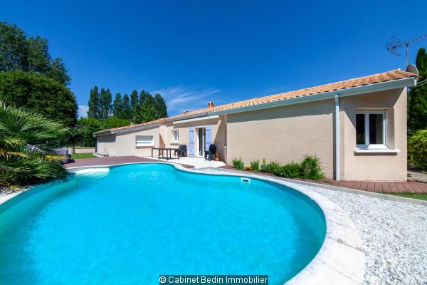 acheter Maison T5 St Andre De Cubzac 3 chambres