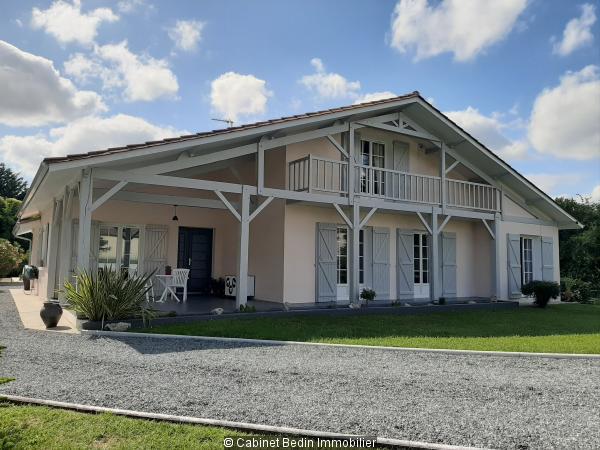 Vente Maison T5 Prignac Et Marcamps 4 chambres