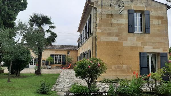 Achat Maison 6 pièces St Andre De Cubzac 4 chambres
