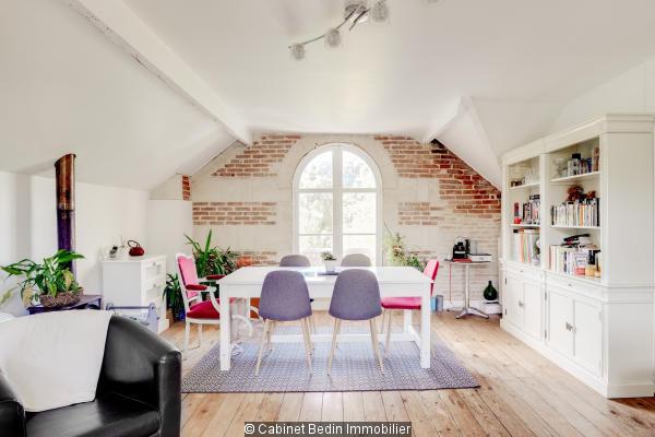 Vente Appartement T4 Arcachon 2 chambres
