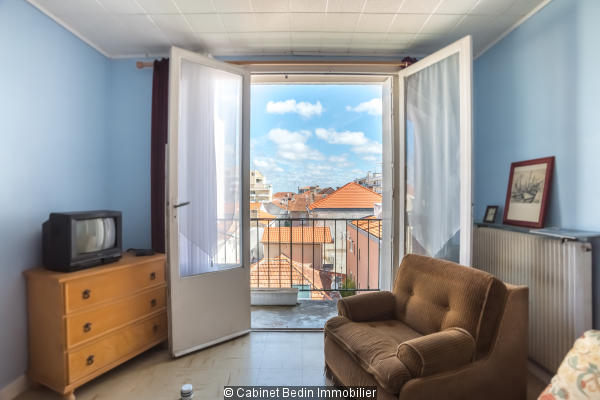 Vente Appartement T2 Arcachon 1 chambre