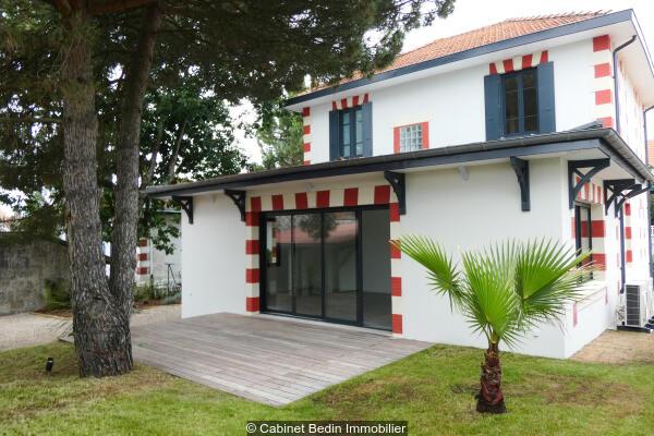 Achat Maison 6 pieces Arcachon 4 chambres