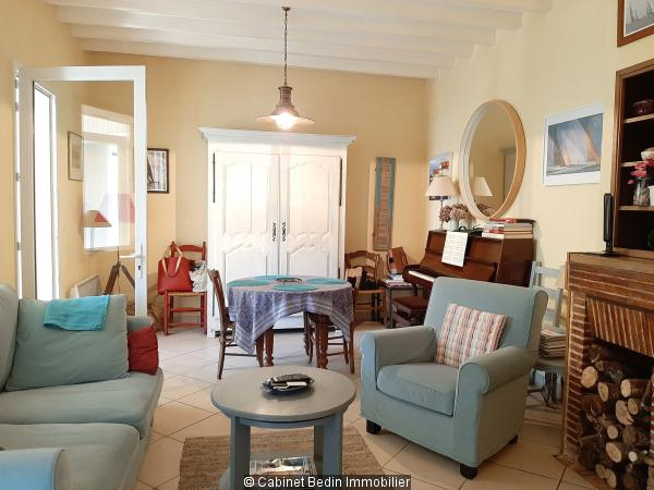 acheter Maison T3 Arcachon 2 chambres