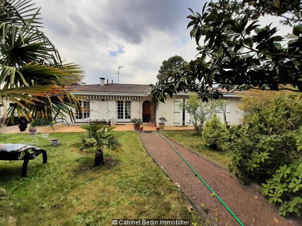Vente Maison T4 Andernos Les Bains 3 chambres