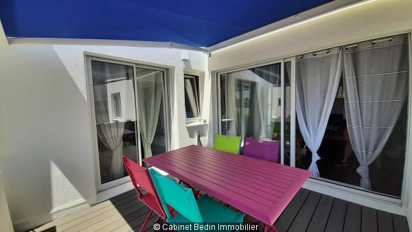 acheter Appartement T3 Arcachon 2 chambres