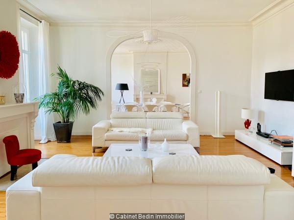 Achat Appartement 6 pièces Bordeaux 4 chambres