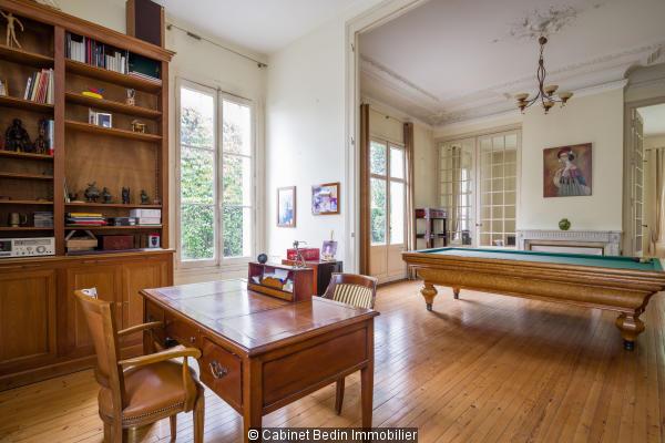 Vente Maison 10 pieces Bordeaux 6 chambres