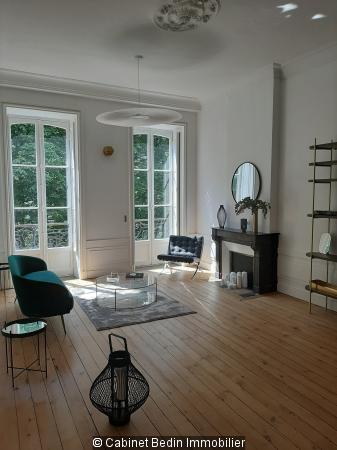 Achat Appartement 4 pieces Bordeaux 3 chambres