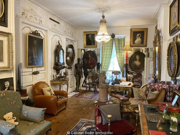 Vente Maison 8 pieces Bordeaux 4 chambres