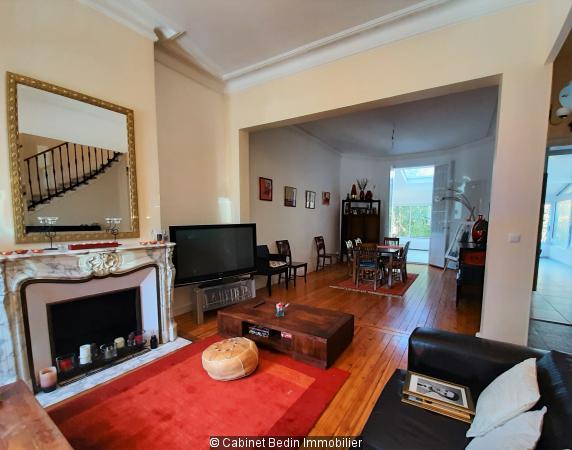 acheter Maison 8 pieces Bordeaux 6 chambres