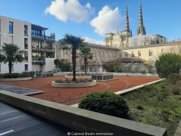 acheter Appartement T4 Bordeaux 2 chambres