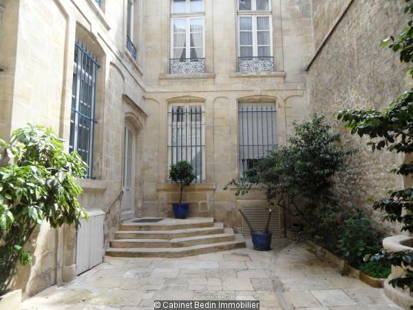 Achat Appartement 4 pièces Bordeaux 1 chambre