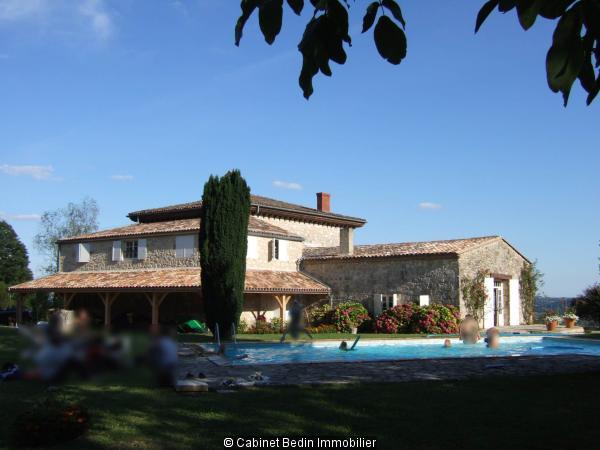 Achat Maison 8 pièces St Magne De Castillon 6 chambres