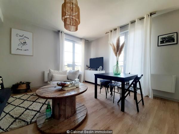 acheter Appartement T2 Bordeaux 1 chambre