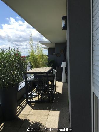 Vente Appartement T3 Merignac 2 chambres