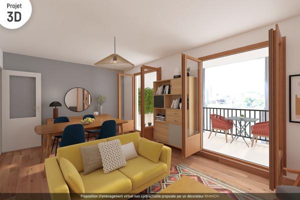 Achat Appartement T2 Bordeaux 1 chambre
